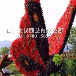 襄阳仿真植物雕塑蝴蝶