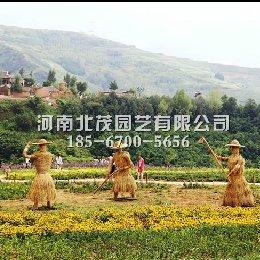 河南稻草人艺术节