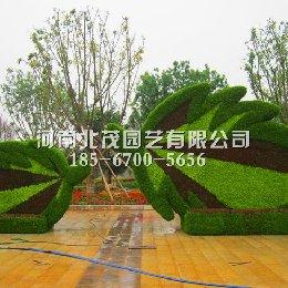 桂林园博园景观绿雕