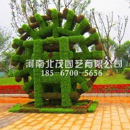 桂林园博园水车