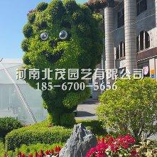 濮阳植物绿雕造型