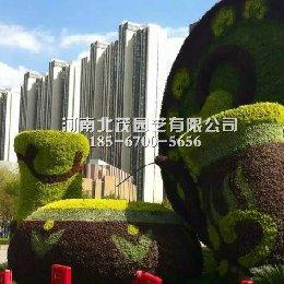 深圳植物绿雕造型